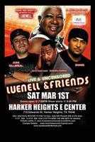 Live and Uncensored: Luenell and Friends