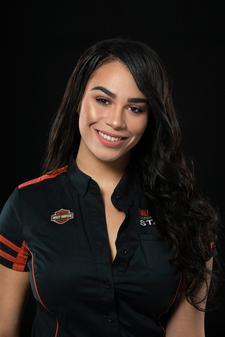 Hannah Abode-Iyamah - Project Coordinator - Racing logo