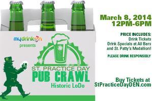 (StPracticeDEN.com For Tickets) St Practice Day Pub...