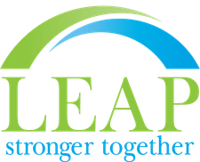 Lansing Economic Area Partnership (LEAP) logo