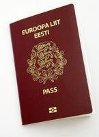 Estonian Passports Melbourne: 8-9 March 2014