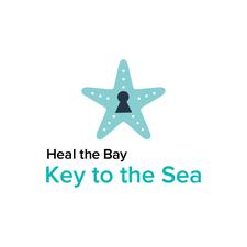 Heal the Bay - Key to the Sea logo
