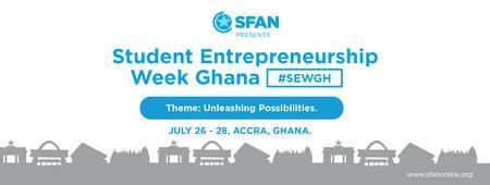 Student Entrepreneurship Week Ghana - #SEWGH