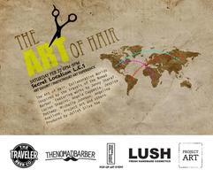 (Invite Only) Pop-Up Art Event's The Art of Hair,...