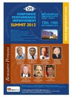 Corporate Performance Improvement Summit 2012, Accra,...