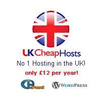 UK Cheap Hosts logo