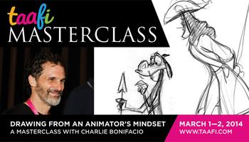 TAAFI Masterclass Drawing From an Animator's Mindset -...