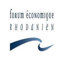 Forum Economique Rhodanien logo