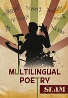 Multilingual Poetry Slam