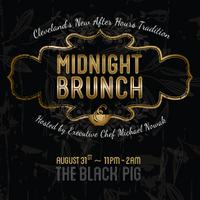 'Midnight Brunch' Featuring Chef Michael Nowak