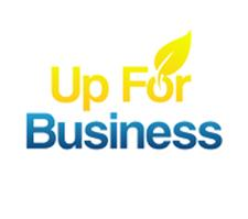 Up For Business logo