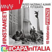 #INSTAMEET al Museo Alinari di Firenze per la mostra...