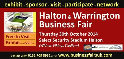 Halton & Warrington Business Fair 2014