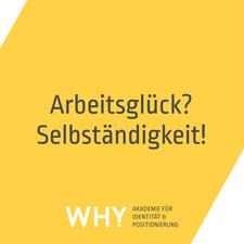 WHY - Akademie für Identität & Positioniernug logo