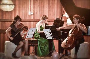 Women In Music with Muses Piano Trio
