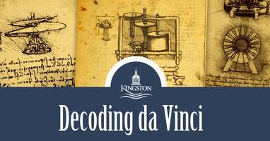 Speaker Series: Decoding da Vinci
