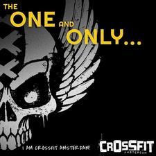 CrossFit Amsterdam logo