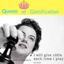 Queen of Gamification logo