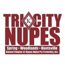Tri-City NUPES~ Spring♦️Woodlands ♦️Huntsville Alumni Chapter  logo