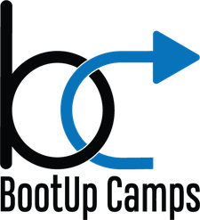 BootUp Camps logo