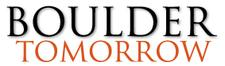 Boulder Tomorrow logo
