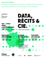 DATA, RÉCITS & CIE. // DATA, STORIES & CO.