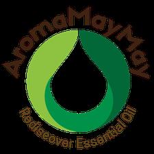 Aromamaymay  logo