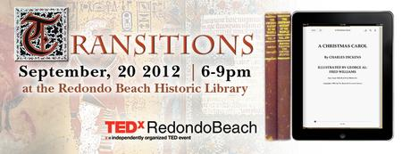 "TedxRedondoBeach ""Transitions"""