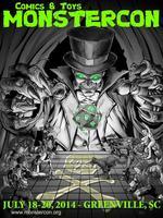 Comics & Toys MonsterCon 2014