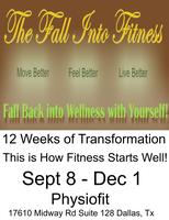 The Fall Into Fitness (12 Week Transformation)