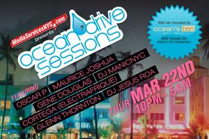Ocean Drive Sessions - Thur Mar 22nd