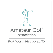 LPGA Amateur Golf Association - Fort Worth Metroplex, TX logo