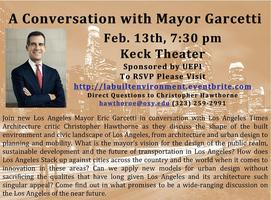 A Conversation with Los Angeles Mayor Eric Garcetti