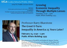 The Great U-Turn: Inequality in America 25 Years Later