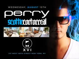 Wednesdays at XVI at XVI Rooftop Lounge withDJ Perry an...