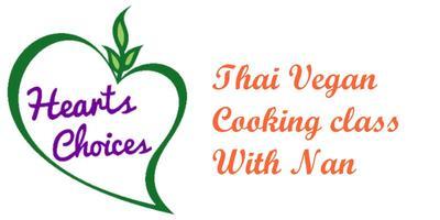 Thai Vegan Cooking Class with Nan