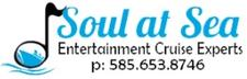 www.SoulAtSea.com Entertainment Cruise Group Organizer:  Ask for Amber, dial direct:  585.653.8746 logo