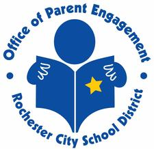 Rochester City School District Office of Parent Engagement logo