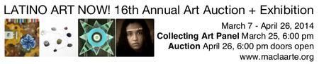 Latino Art Now! : Collecting Art Panel