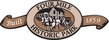 Four Mile Historic Park logo
