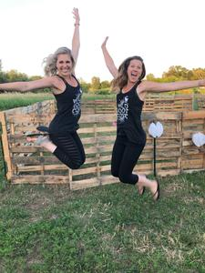 Wildroot Goat Yoga by Mazie + Tara logo