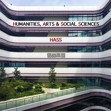 Humanities, Arts and Social Sciences (HASS) at Singapore University of Technology and Design (SUTD) logo