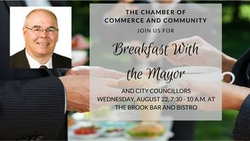 Breakfast With The Mayor - Chamber Of Commerce And...