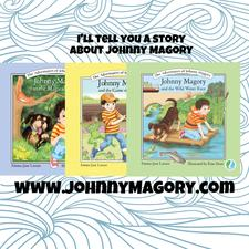 Johnny Magory Books  logo