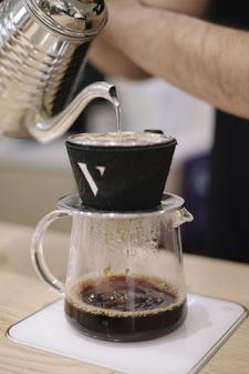 The Visit Coffee Roastery Berlin logo