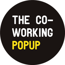 The Co-working Popup logo