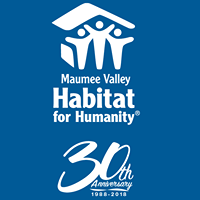 Maumee Valley Habitat for Humanity logo