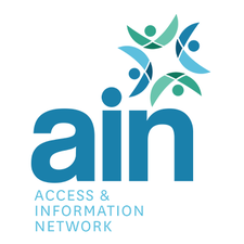 Access and Information Network logo