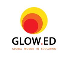 GLOW Ed - Global Women in Education  logo