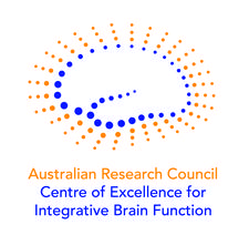 ARC Centre of Excellence for Integrative Brain Function logo